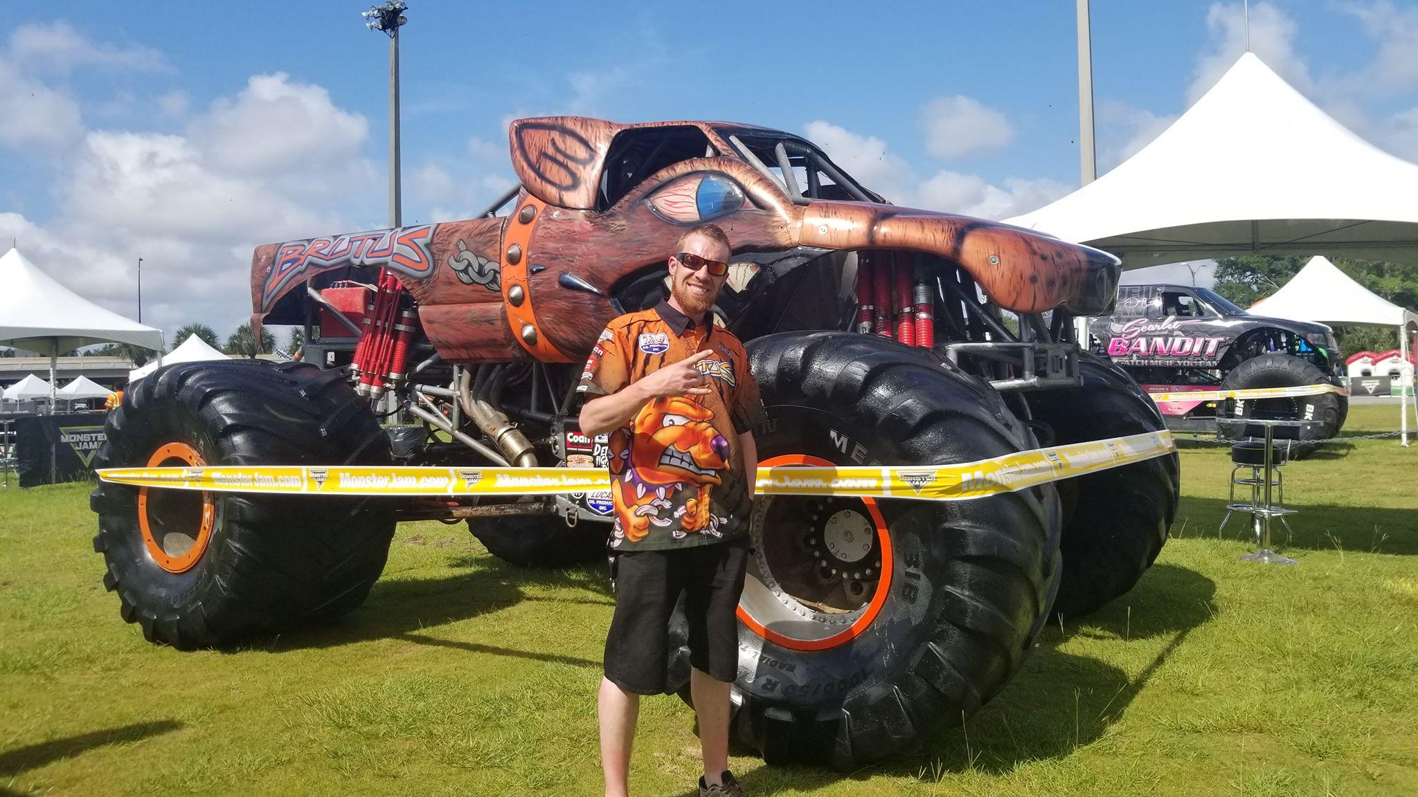 Monster Jam World Finals 2019 - Team Scream Racing