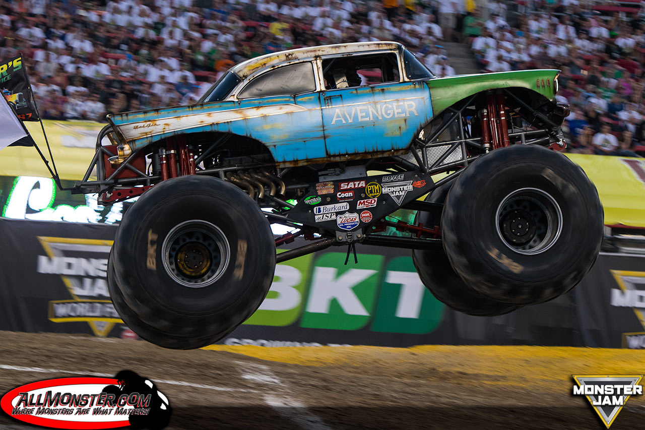 Monster Jam Las Vegas >> Monster Jam World Finals XVII 2016 - Team Scream Racing