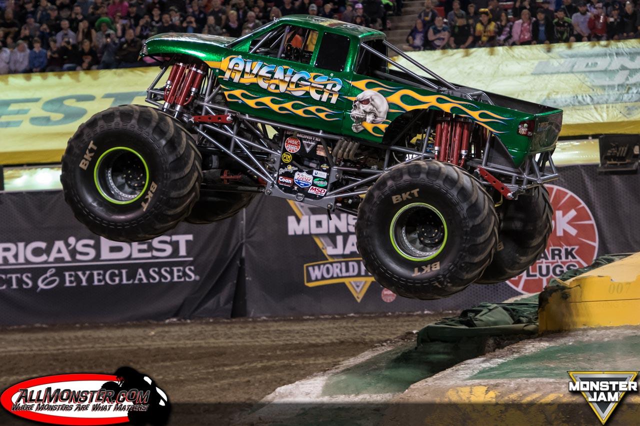 Monster Jam Las Vegas >> Monster Jam World Finals XVIII 2017 - Team Scream Racing