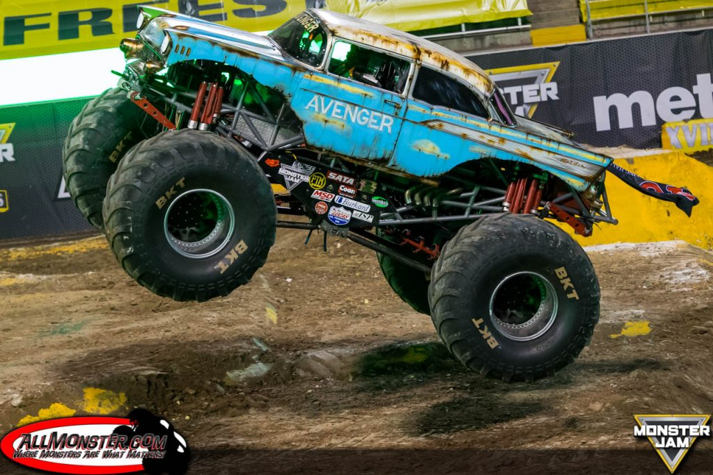 Monster Jam World Finals XVII 2016