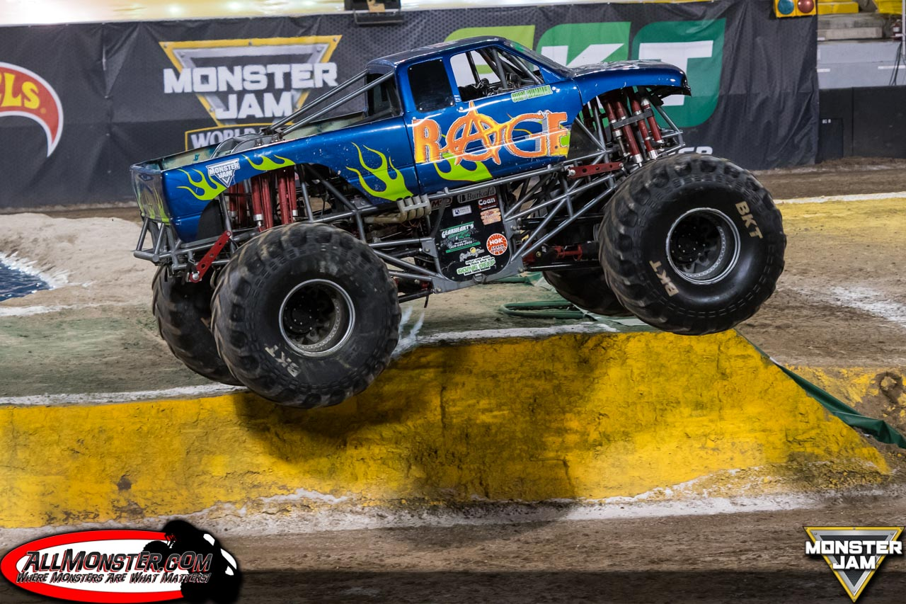 Rage - Monster Jam World Finals XVIII