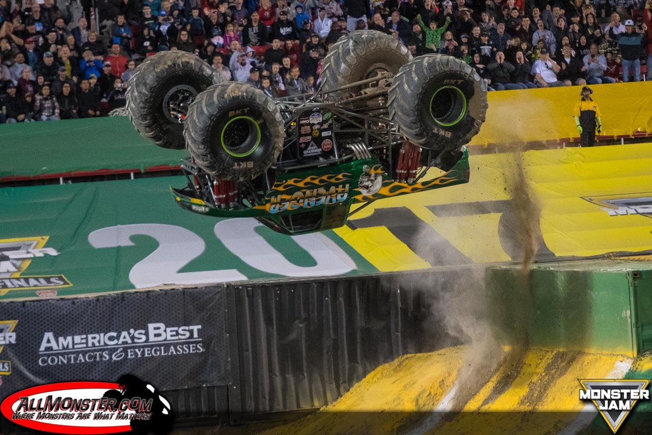 Avenger - Monster Jam World Finals XVIII