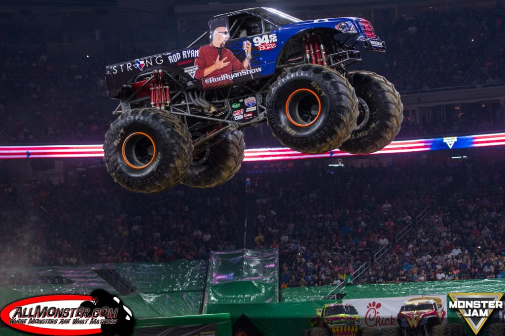 The Rod Ryan Show - Texas Strong - Houston Monster Jam