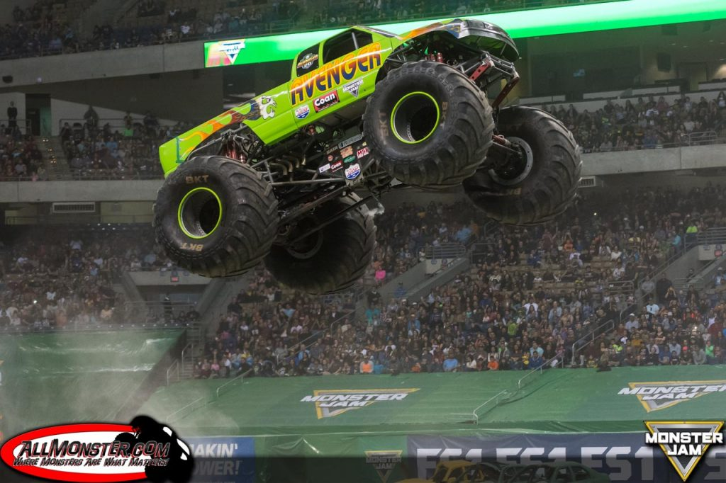 Avenger 20th Anniversary - San Antonio Monster Jam 2017