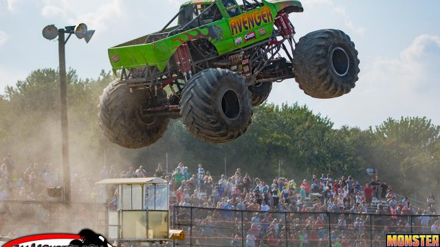 Bridgeport Monster Truck Throwdown