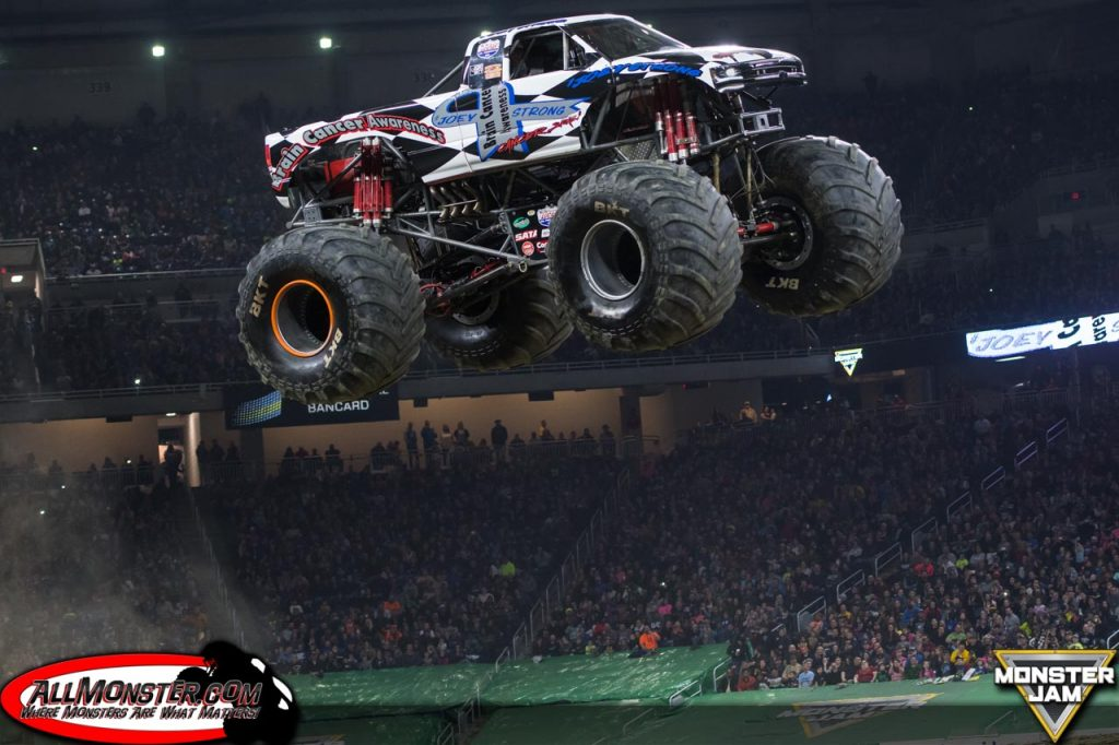 Detroit Monster Jam 2017