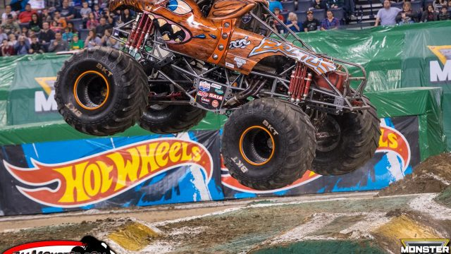 Indianapolis Monster Jam 2017