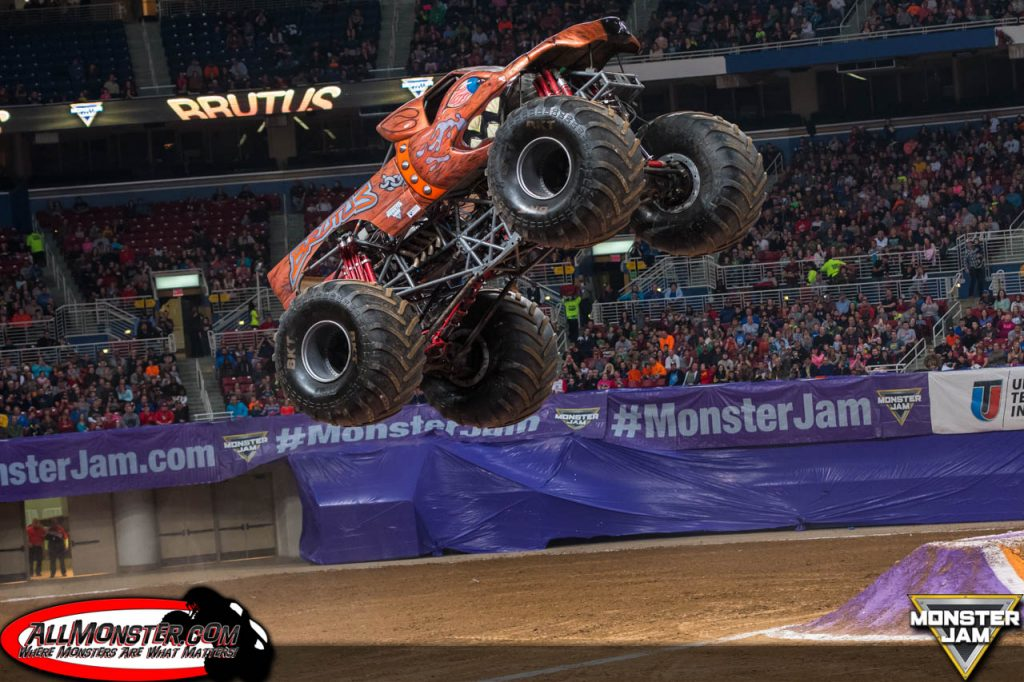 St. Louis Monster Jam 2016