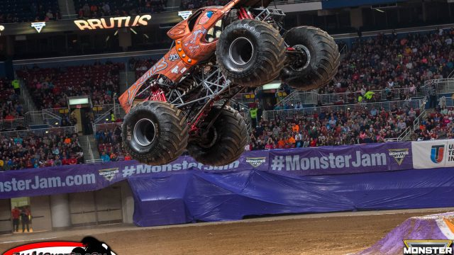 St. Louis Monster Jam 2016