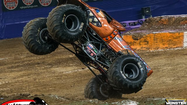 St Louis Monster Jam 2016