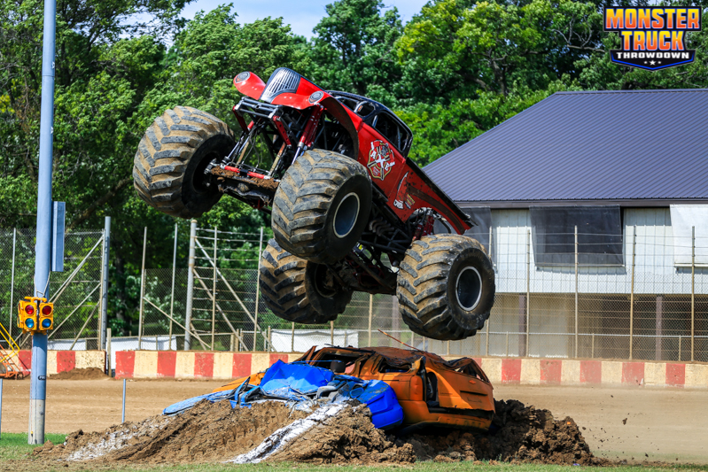 Sun Prairie Monster Truck Throwdown 2017
