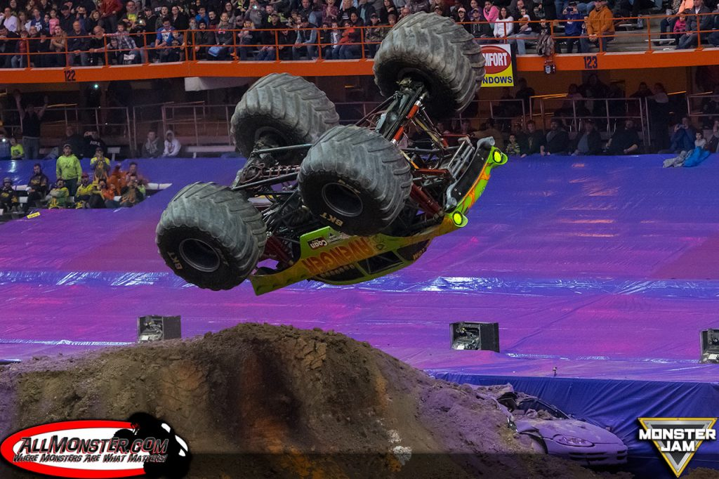 Syracuse Monster Jam 2016