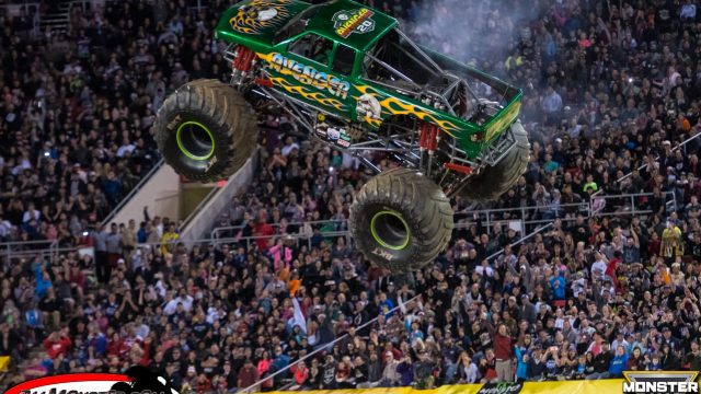 Monster Jam World Finals XVIII