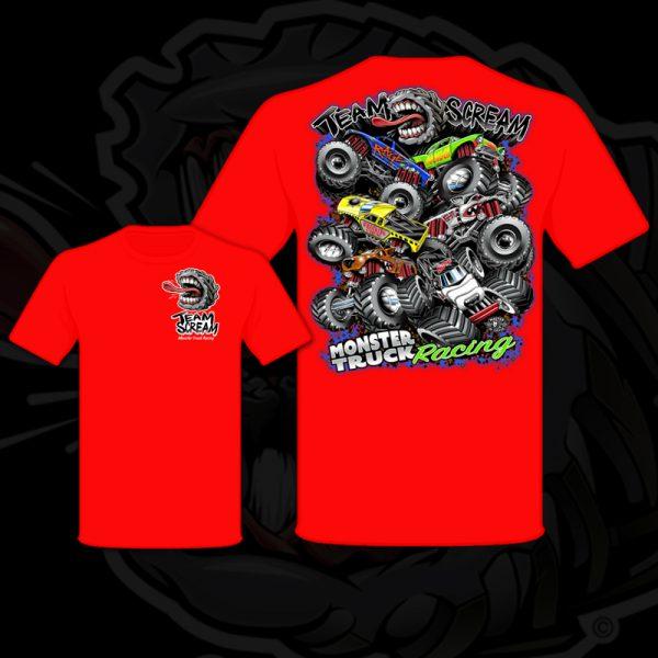 team-scream-red-shirt