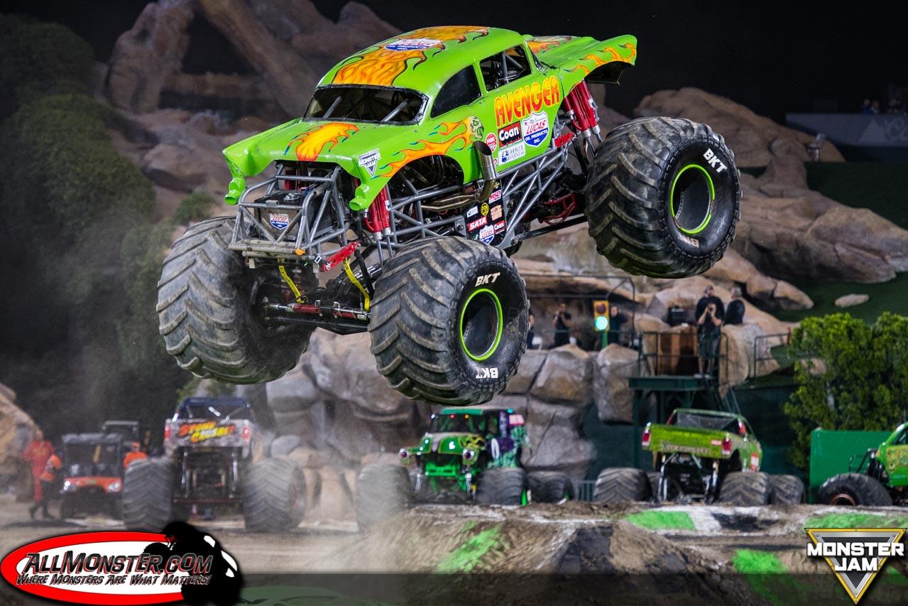Team Scream Racing - Anaheim 1 2018