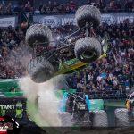 Avenger - Team Scream Racing - Anaheim 1 Monster Jam 2018