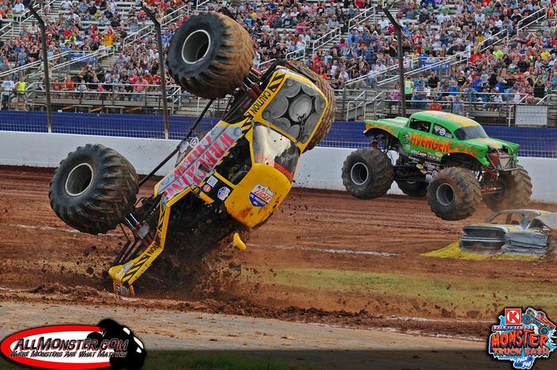 Team Scream Racing - Charlotte 2012