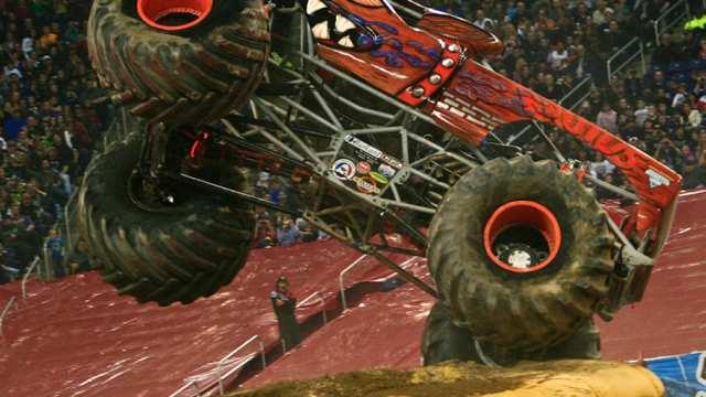 Team Scream Racing - Detroit 2012