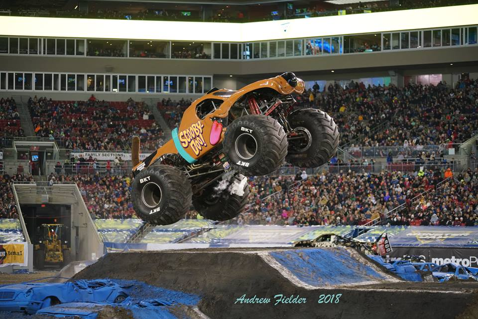 Team Scream Racing - Tampa Monster Jam 2018