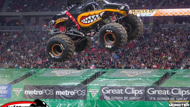 Glendale Monster Jam 2018