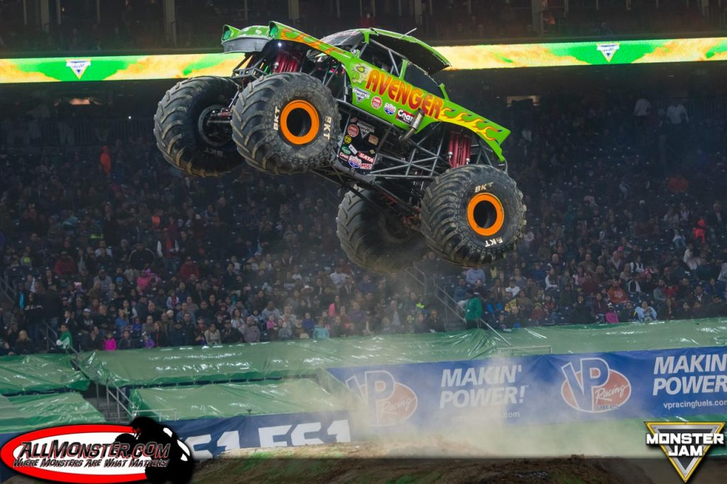 Team Scream Racing - Houston Monster Jam 2018