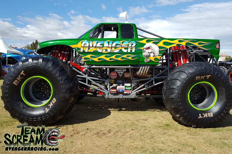 Avenger Team Scream Racing