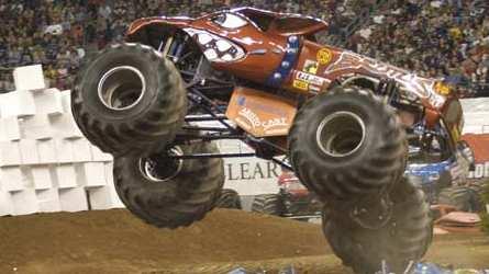 Monster Jam Houston Texas Team Scream Racing - Monster car show houston tx